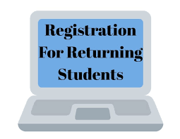 2019/20 Returning Students Registration