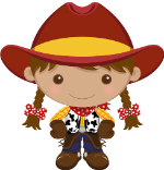 kindergarten cowgirl