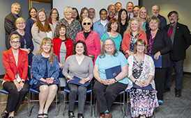 ASD Honors employees who have dedicated 25 years or more