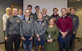 Dimond Boys Cross Country Take State Cross Country Running