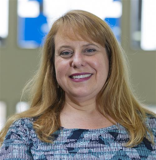 Photo of Marcy Richards, Program Manager