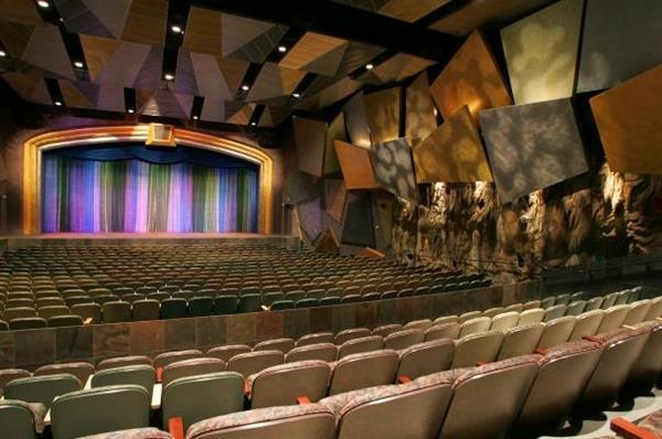 East High School Auditorium, Anchorage