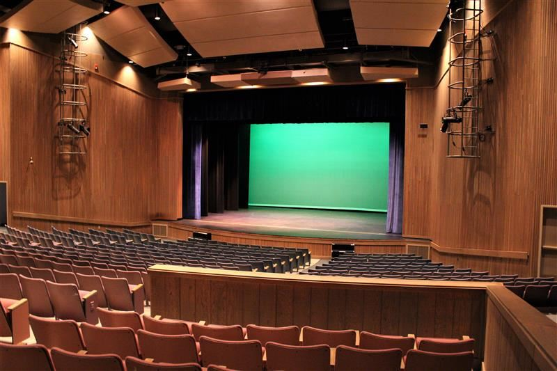 Steve Primis Auditorium, Chugiak High School