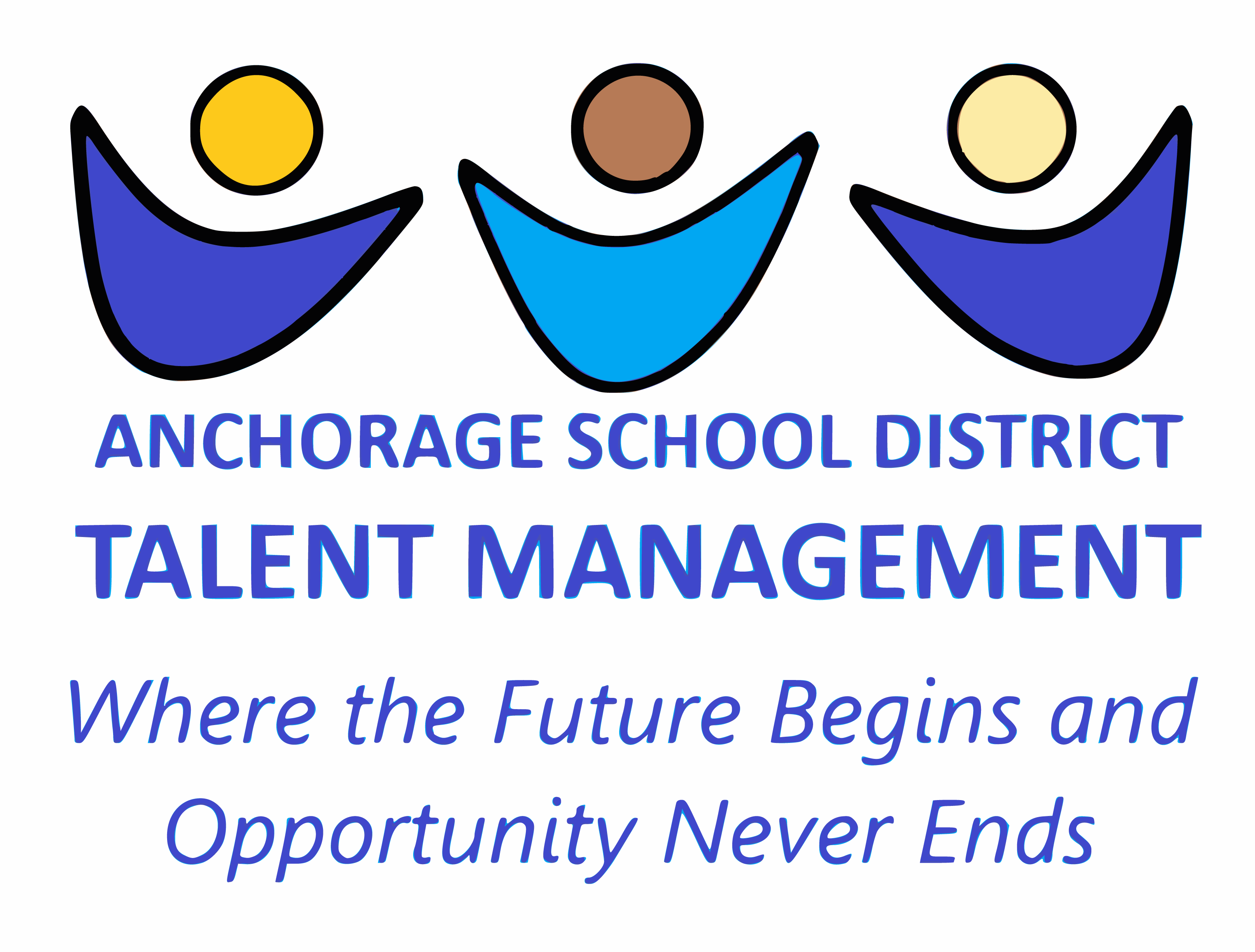 ASD Talent Management Logo and vision statement