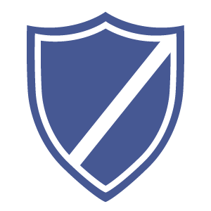 shield icon; goal 5