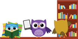 Whoo's Reading Read-A-Thon