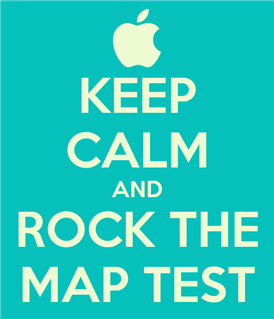 Rock the MAP test
