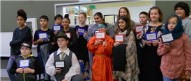 Highland Academy Living Museum Highlights