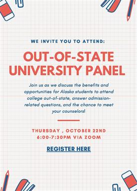 Out of State University Panel