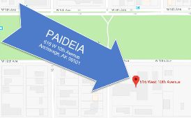 Map to PAIDEIA