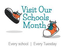 Visit our schools month