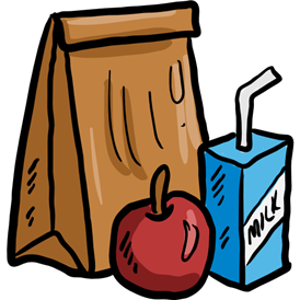 Meal Distribution for Students in Grades 3-6