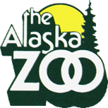 The Alaska Zoo logo