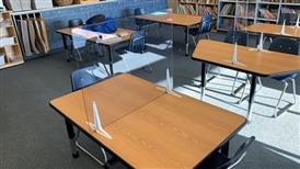 Classroom Barriers--Thank you!