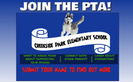 Interested in supporting our PTA