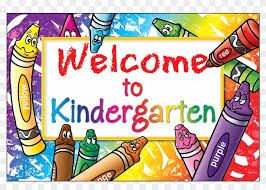 Welcome to Kindergarten Aug. 25th