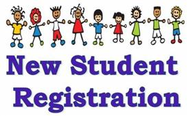 Registration - New to District