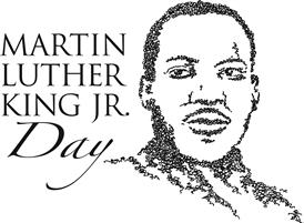 MLK Jr. Day - No school