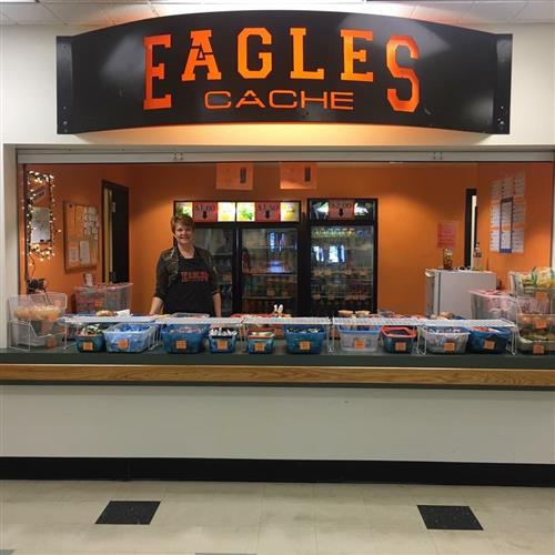 West High parent works at the Eagle's Cache