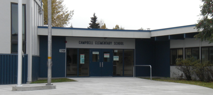 Campbell STEM campus image