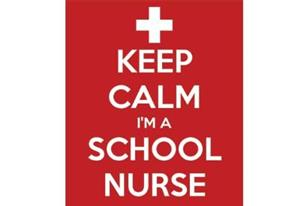 Keep Calm I'm a School Nurse