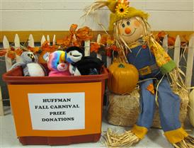 Huffman Fall Carnival is October 19th