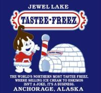 Jewel Lake Tastee-Freeze Ad