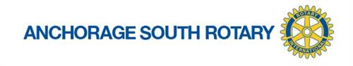 Anchorage South Rotory Logo