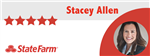 Stacey Allen State Farm pic & business info
