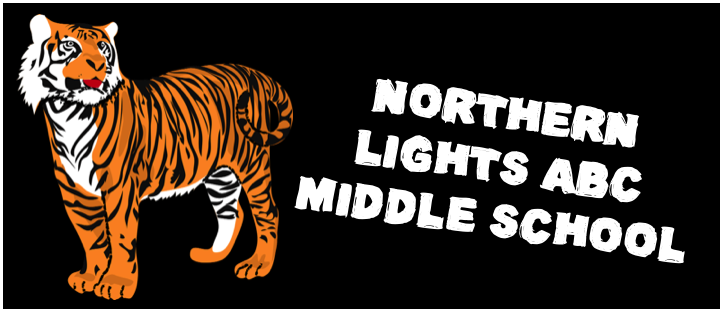 Northern Lights Tiger