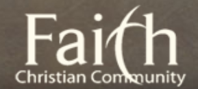 faith christian community logo