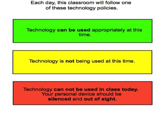 Tech Policy poster