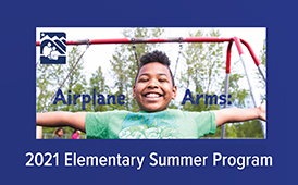 Airplane Arms: Elementary Summer Program