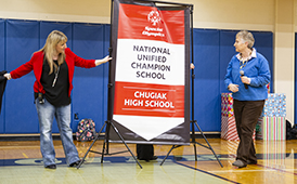 East High School gets National Banner Recognition