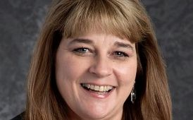 Robyn Harris Named Alaska Secondary Principal of the Year