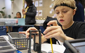 Williwaw Elementary launches PLTW