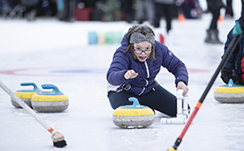 Student Curling
