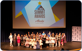 Youth Summit Awards participants