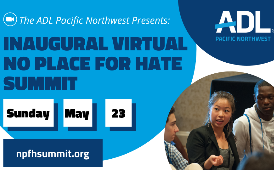 No Place for Hate Summit