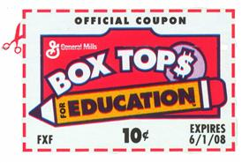 Big Changes to Box Tops