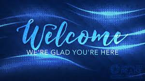 Welcome - we are glad you are here.