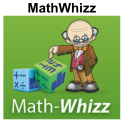Math Whizz Logo