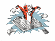 February T.I.G.E.R. Reading Due! Click for link.