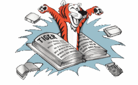 Tiger Reading Volunteers Needed