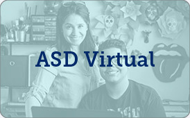 ASD at Home: Virtual Program Information