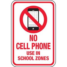 Please review Anchorage's new cell phone ban in all school zones.