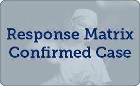 Response Matrix - Confirmed Case