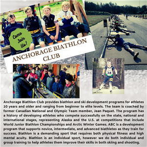 anchorage biathlon club flyer