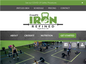 CrossFit Iron Refined