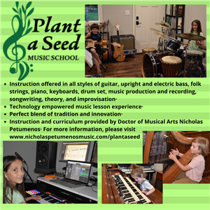 plant a seed vendor spotlight flyer